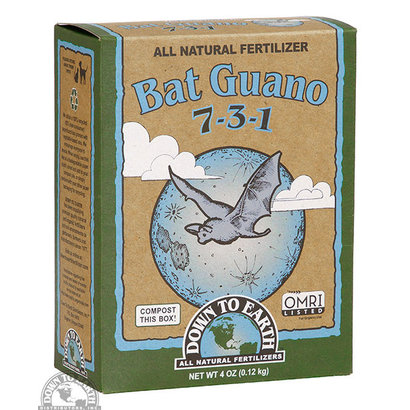 Down to Earth Down To Earth Bat Guano