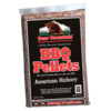 Bear Mountain Forest Products American Hickory BBQ Pellets