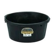 Miller Manufacturing Co. Inc. Little Giant Rubber Feed Tub 6.5 gal.