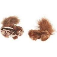 Kong Company Kong Catnip Squirrel Toy