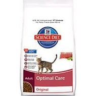 Hill's Pet Nutrition Inc. SD Feline Optimal Care