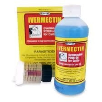 Durvet, Inc. Durvet Ivermectin Pour-On