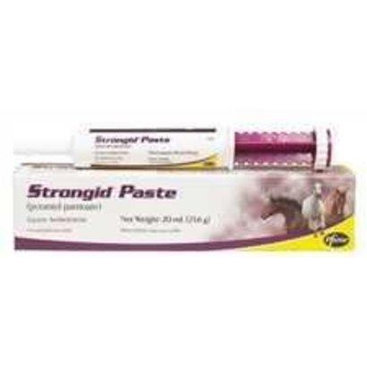 Pfizer Animal Health Pfizer Strongid Dewormer Paste