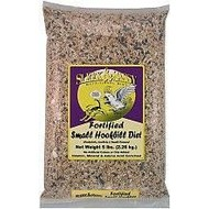 Sleek & Sassy Sleek & Sassy Fortified Small Hookbill with Sunflower Bird Food