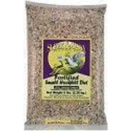 Sleek & Sassy Sleek & Sassy Fortified Small Hookbill without Sunflower Bird Food
