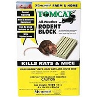 Motomco Tomcat Rodent Block