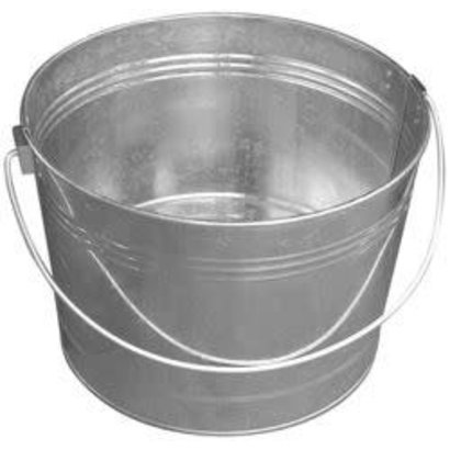 Miller Manufacturing Little Giant Galvanized Tub