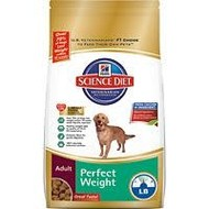 Hill's Pet Nutrition Inc. SD Canine Perfect Weight