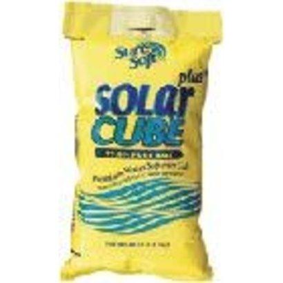 North American Salt Company Solar Salt Cube