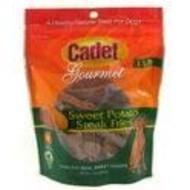 IMS Pet Industries, Inc. Cadet Gourmet Sweet Potato Steak Fries Dog Treat 1 lb.