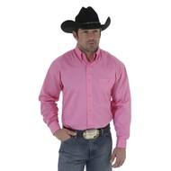 Wrangler Wrangler Tough Enought To Wear Pink Shirt MTP242K