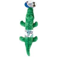 Crunch & Squeak Plush Dog Toy