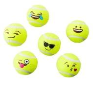 Emoji Tennis Balls 2-pack Assorted