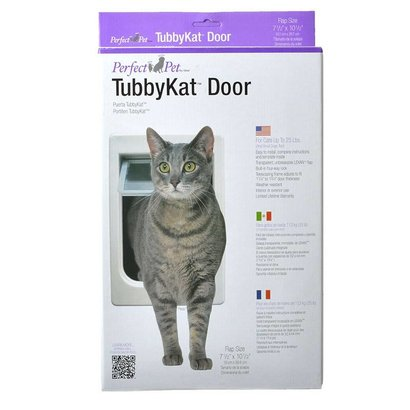 Ideal Pet Products, Inc. Perfect Pet TubbyKat Door