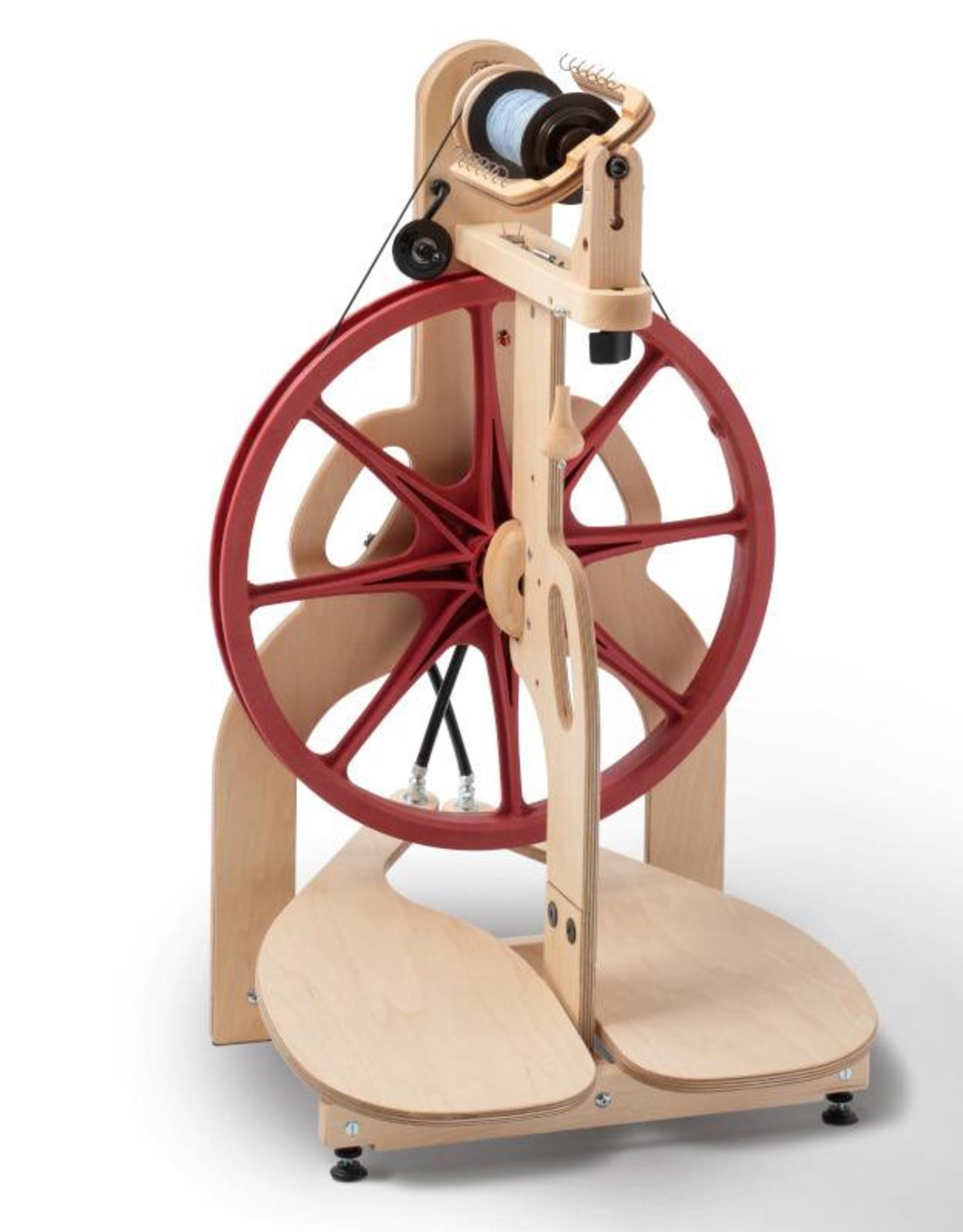 Schacht Ladybug Spinning Wheel