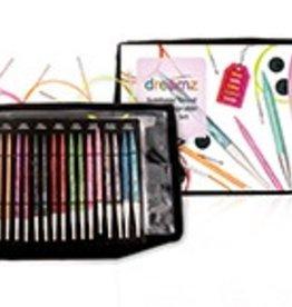"""Knitters Pride 5"""" Tips Dreamz Deluxe Set Interchangers"""