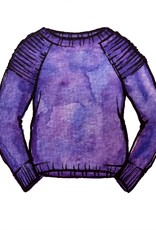 Quick Chunky Sweater:  'Spin' Raglan Class