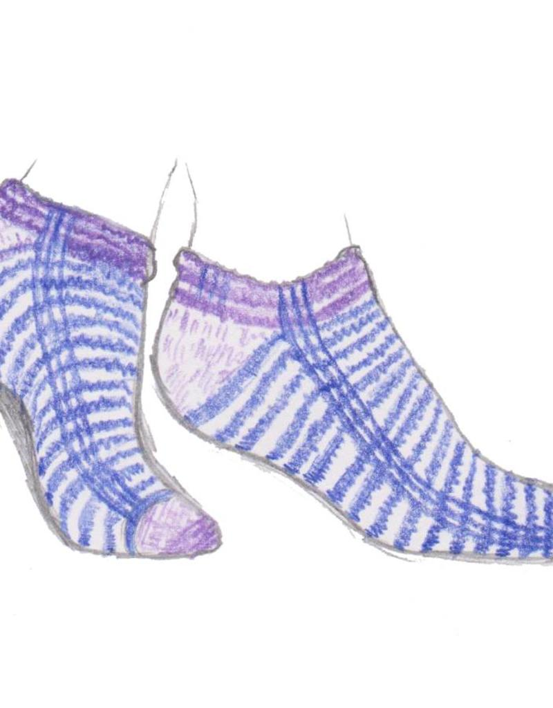 Sock Class:  Rose City Rollers