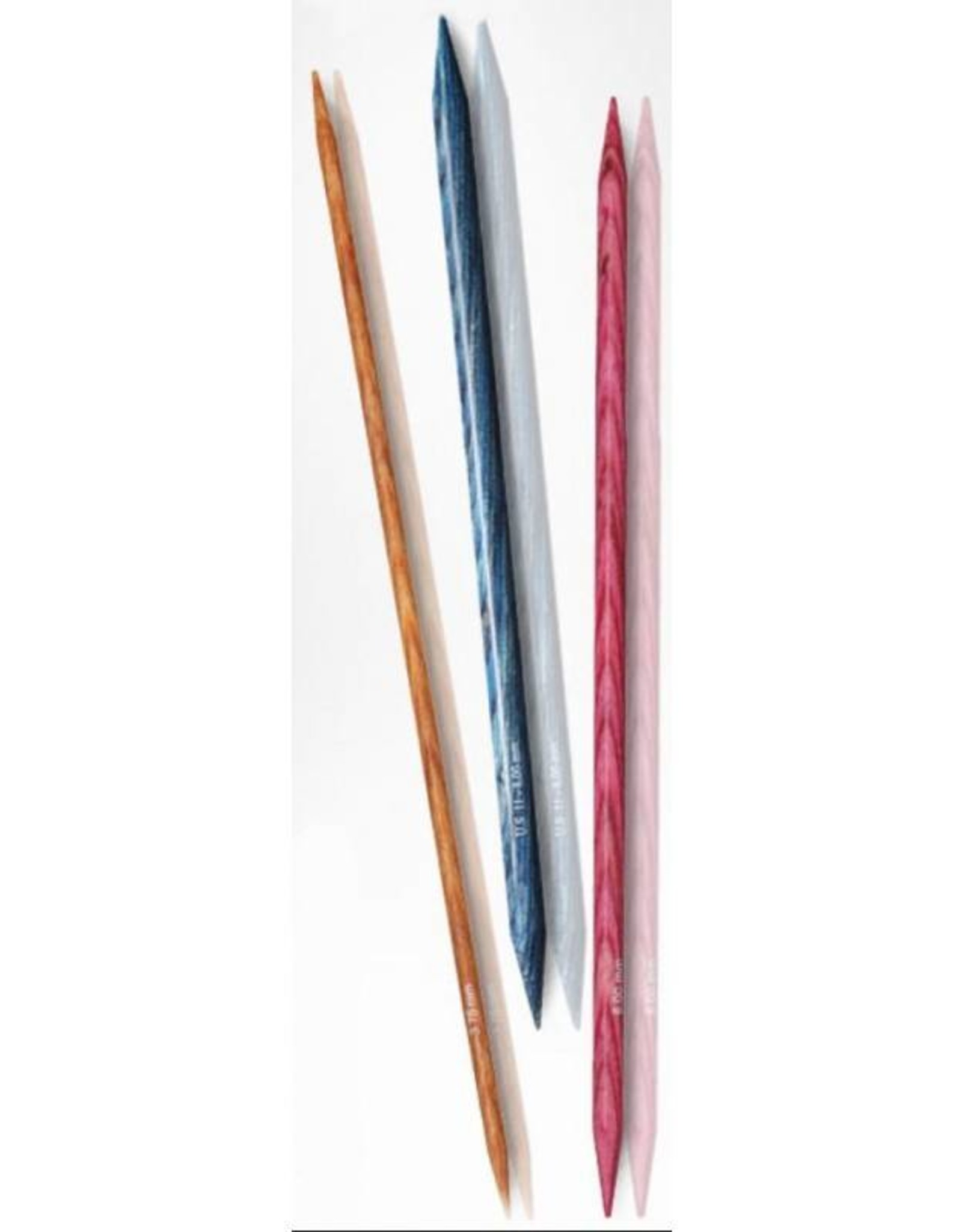 Knitters Pride Dreamz Wooden Double Pointed Needles