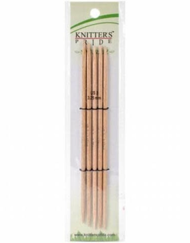 Knitters Pride Large Gauge Bamboo DPNs