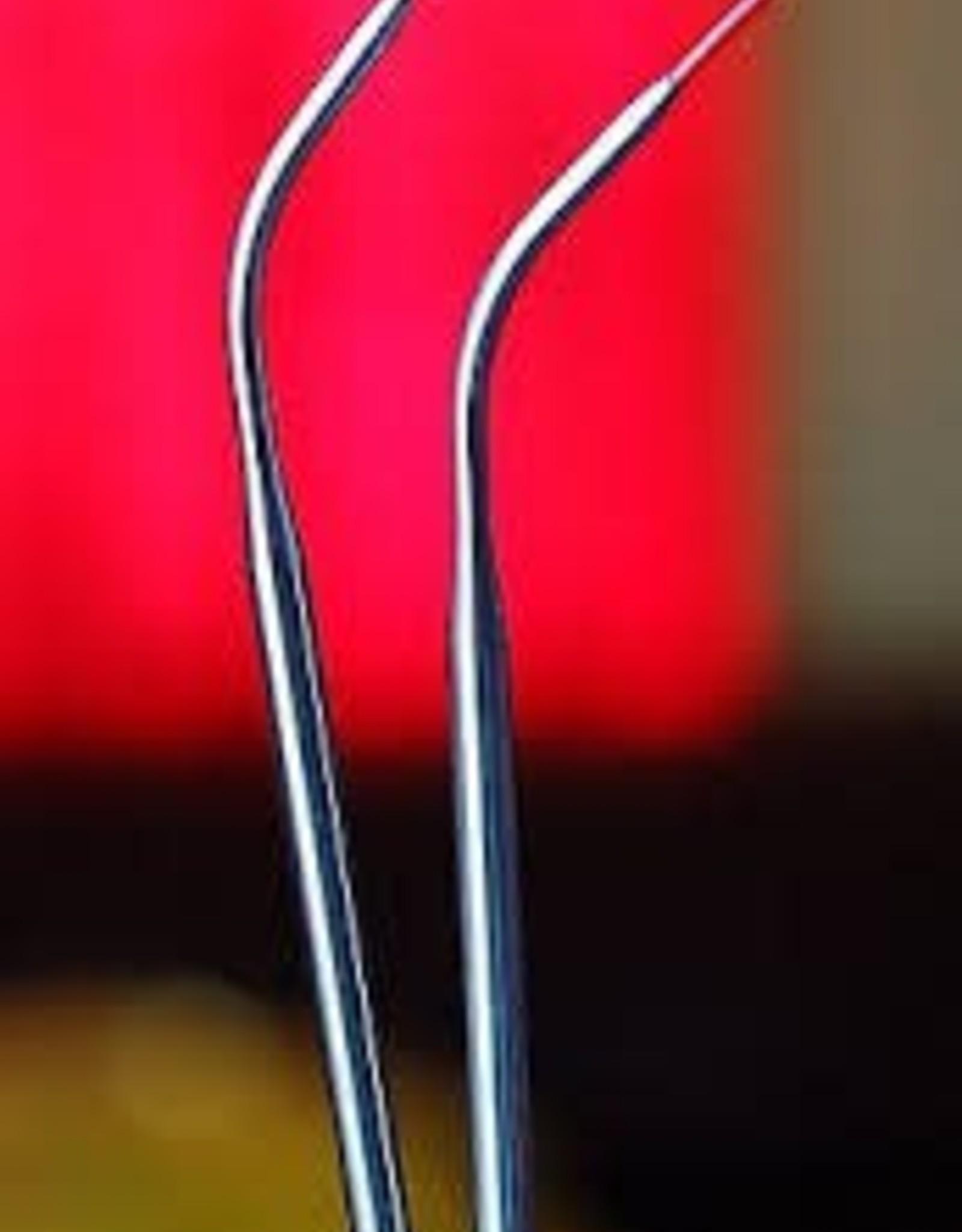 "Chiao Goo Knit Red 16"" Circular Needle"
