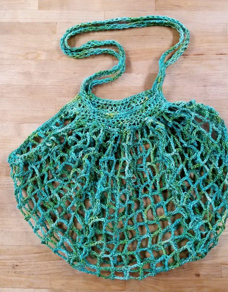 Market Bag Crochet Class