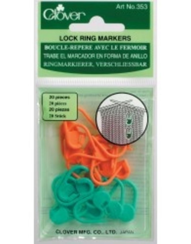 Clover CLO 353 Locking St Markers
