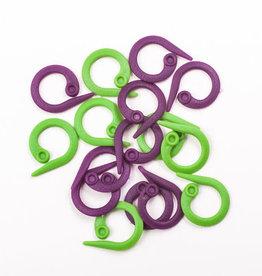 Knitters Pride KP Split Ring Markers 8172