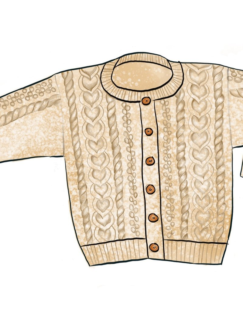 Child Gansey Sweater Class