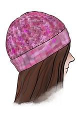 Dip Stitch Hats