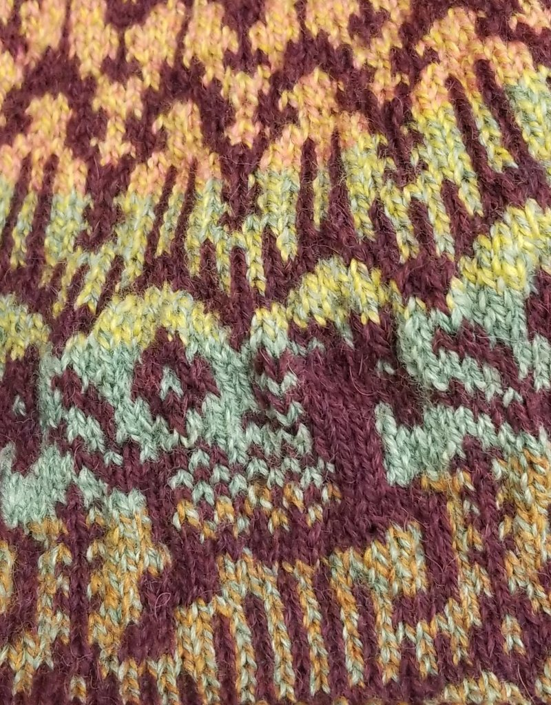 Ghost Horses Sweater Class
