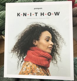 Pom Pom Pom Pom Quarterly KnitHow Book