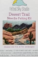 Desert Felting Kit