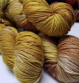 Palouse Yarn Co Cash Squeeze Hazelnut Leaves