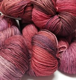 Palouse Yarn Company Organic Merino Sock Northern Lights