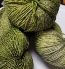 Palouse Yarn Company Organic Merino Sock Homestead Apple