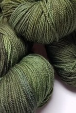 Palouse Yarn Co Organic Merino Sock Granny Smith