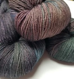 Palouse Yarn Co Organic Merino Sock Patina