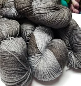 Palouse Yarn Co Organic Merino Sock Basalt