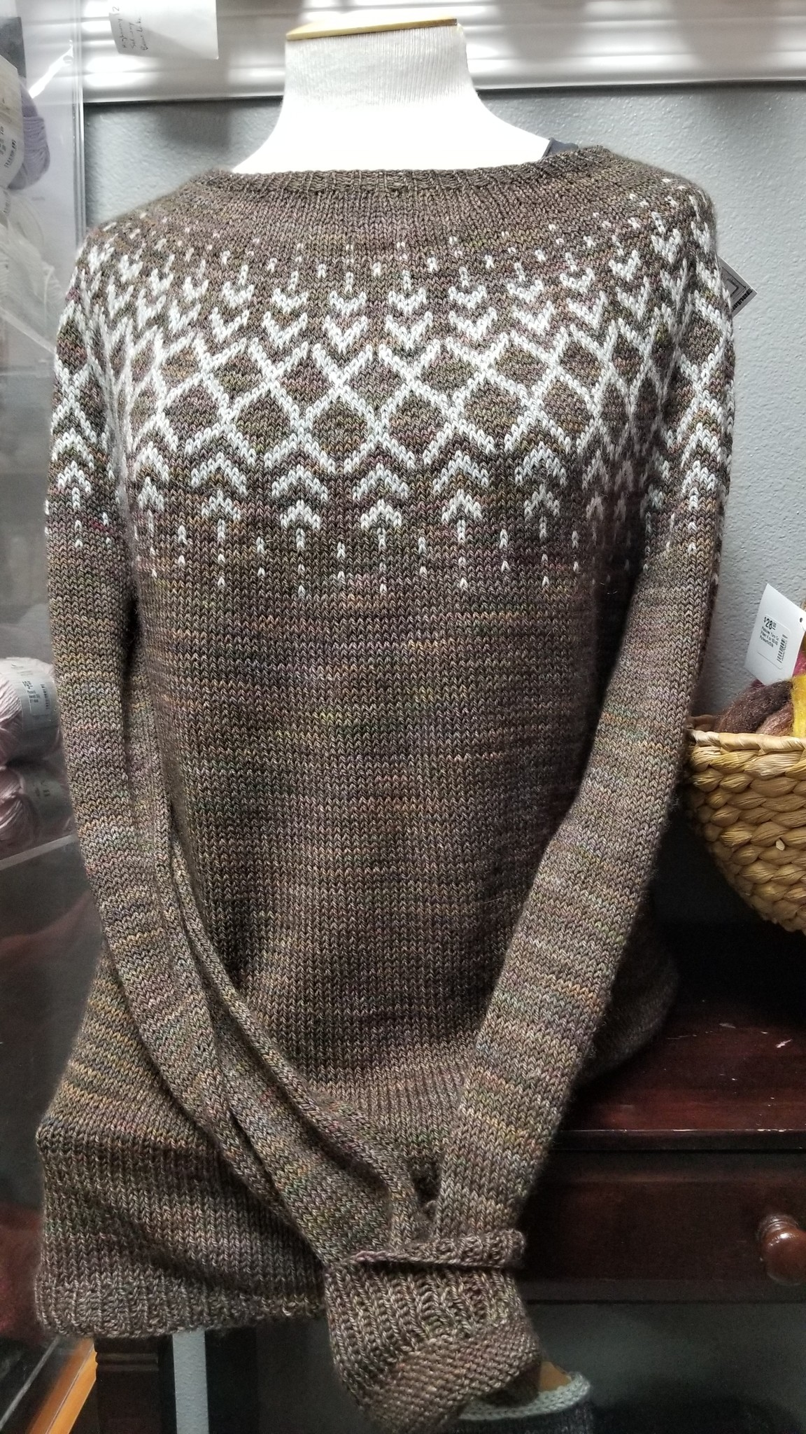 darkwater pullover