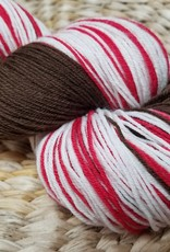 Artistic Yarns By Abi Self Striping Tootsie Roll Sock Yarn