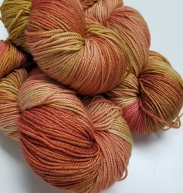 Palouse Yarn Co Cashmere Squeeze Strawberry Rhubarb Pie