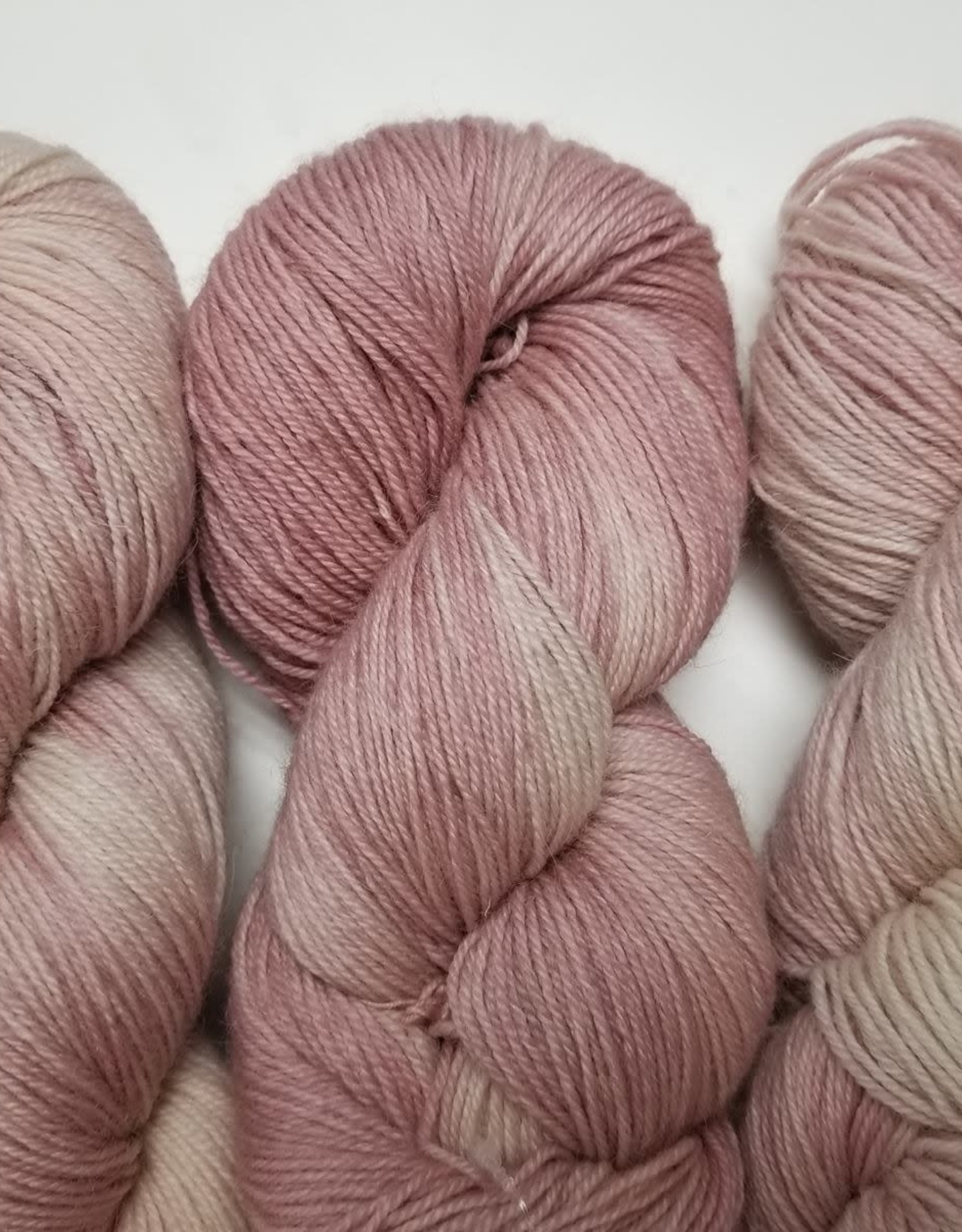 Palouse Yarn Company I Heart BFL Sock Dogwood