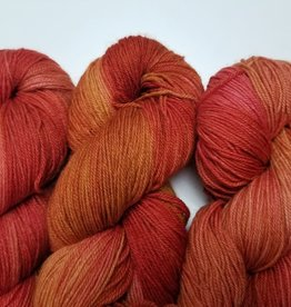 Palouse Yarn Co I Heart BFL Sock Sunspot