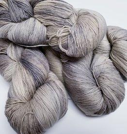 Palouse Yarn Company I Heart BFL Sock Morel