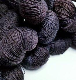 Palouse Yarn Company Organic Merino Sock Death By Chocolate
