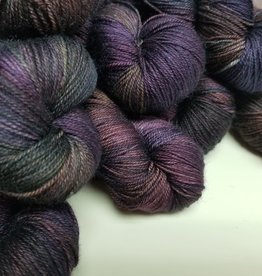 Palouse Yarn Co Cash Squeeze Never Enough Purple