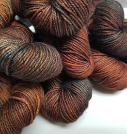 Palouse Yarn Company Sweater Squeeze Fire Fox