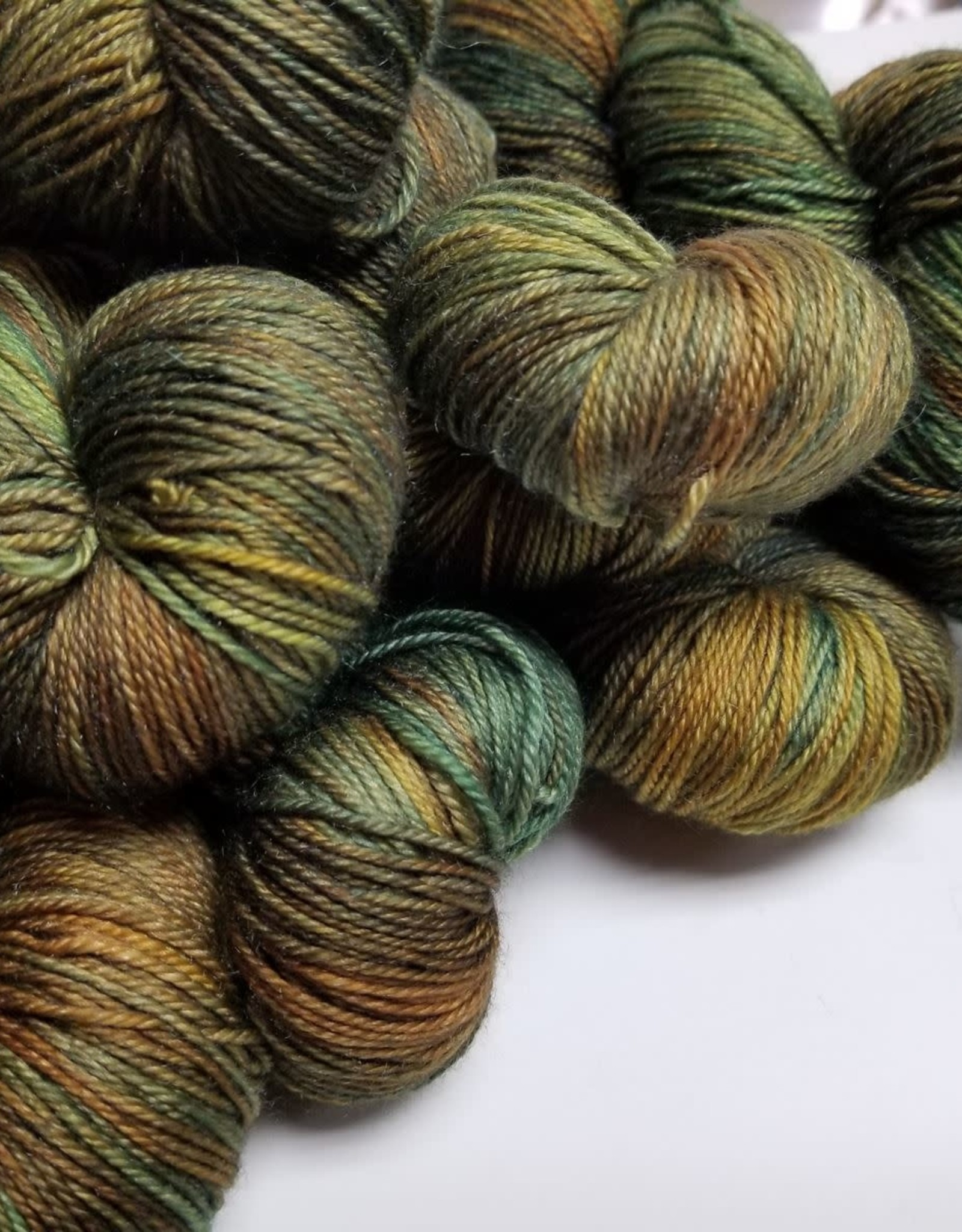 Palouse Yarn Co Cashmere Squeeze Hazelnut Bitters