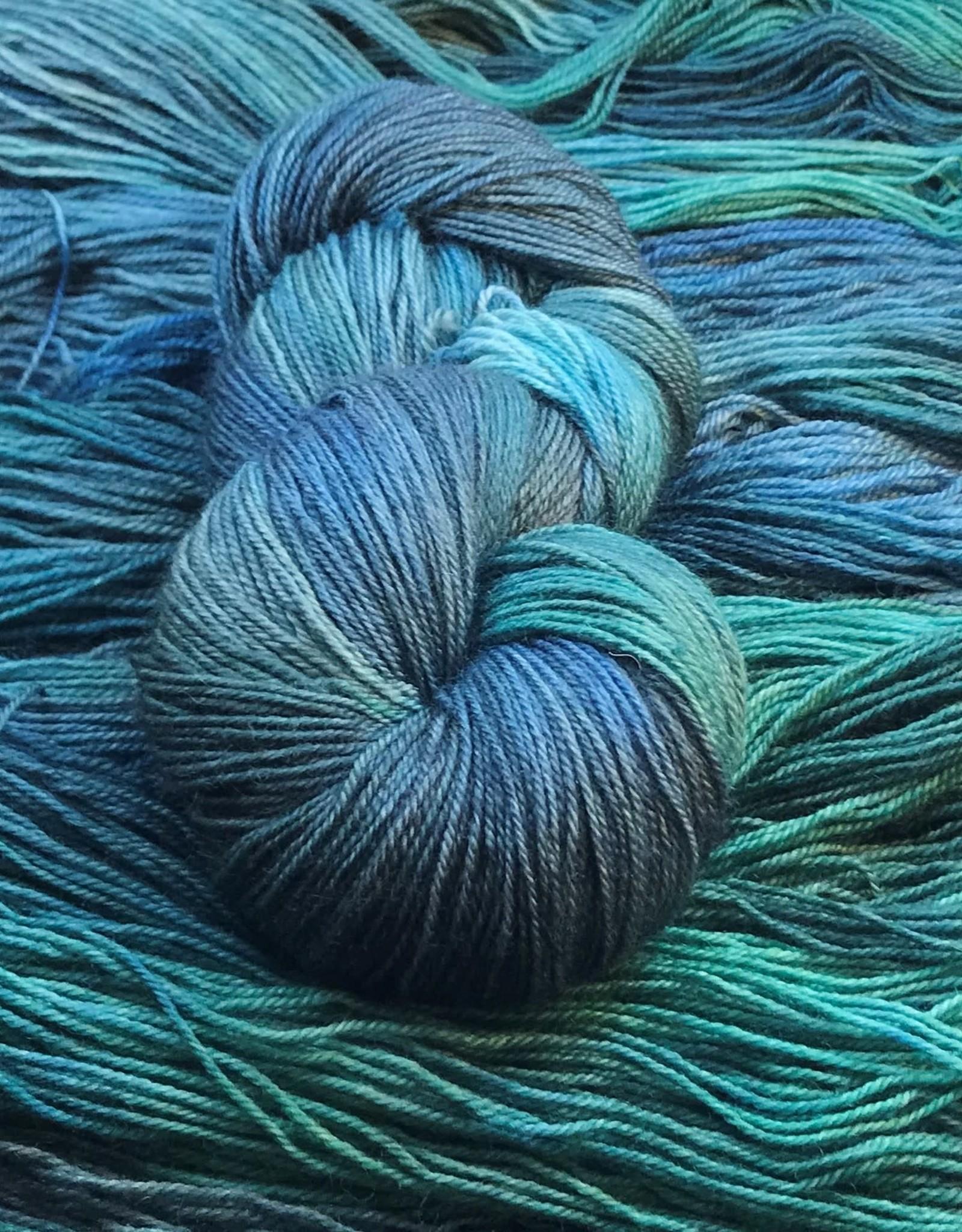 Palouse Yarn Co I Heart BFL Sock Pend Oreille